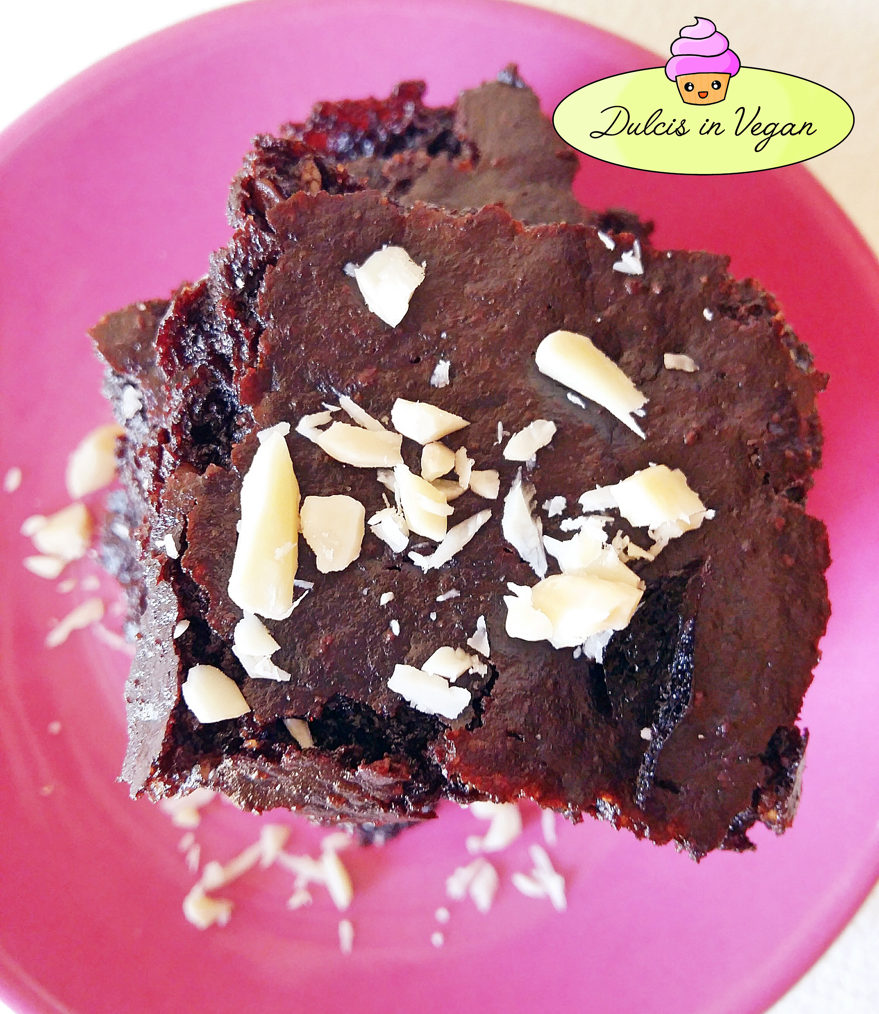 Brownies vegani 2
